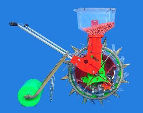 ручные механизированные сеялки