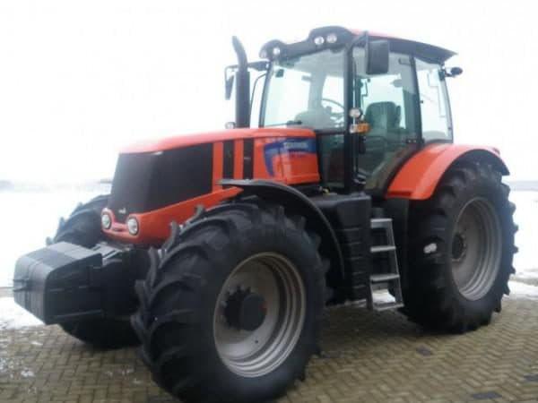 трактор террион Модель 5280