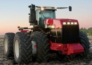 трактор Бюллер