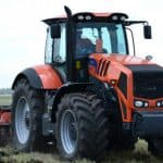 Трактор Террион — отличная альтернатива зарубежной техники