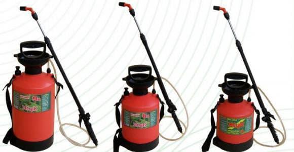 Опрыскиватель садовый Жук: инструкция по эксплуатации и как пользоваться распылителем