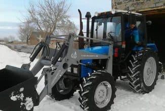 для трактора мтз 82