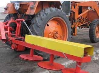роторная косилка для трактора мтз