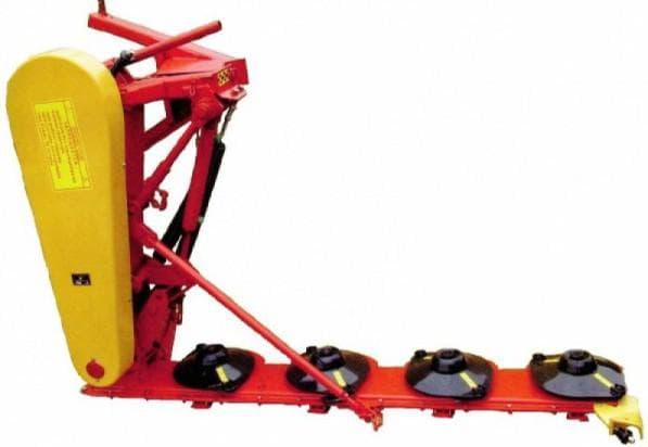 роторная косилка модель КРН-2.1