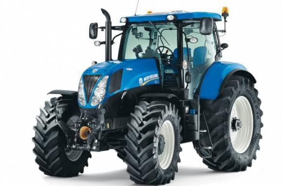 трактор нью холланд Модель Т7060