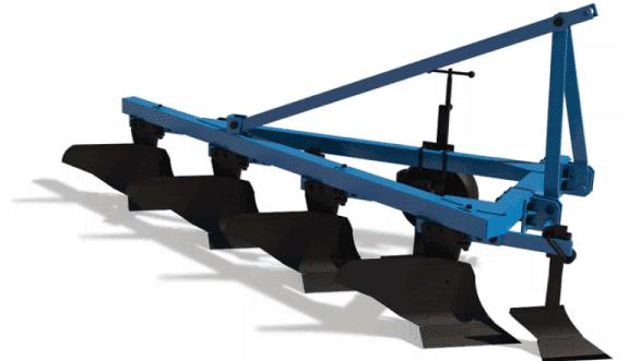 плуг ПЛН 4-35