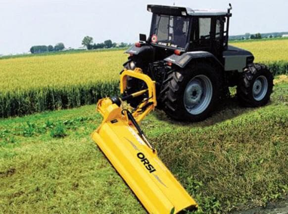 роторная косилка Farmer Offset 209