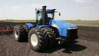 трактор иностранного производство