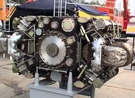 двигатель трактора т 70с