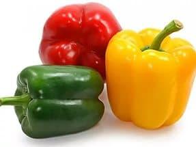 разные виды перца
