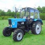 модельный ряд тракторов мтз и их характеристики