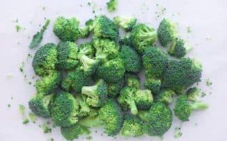 рост брокколи