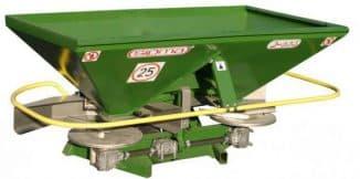 навесное оборудование для рассеивания удобрений