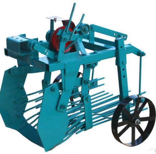картофелекопалка для мотоблока нева Модель ККМ-1