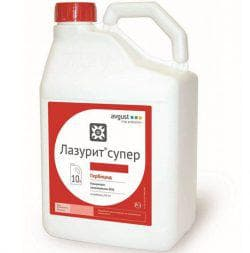 лазурит гербицид