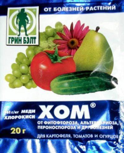 препарат Хом