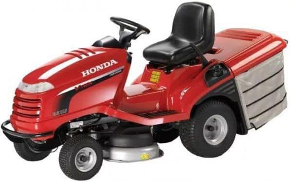 минитракторы для дачи Honda