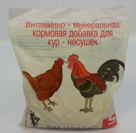 витаминные добавки для кур
