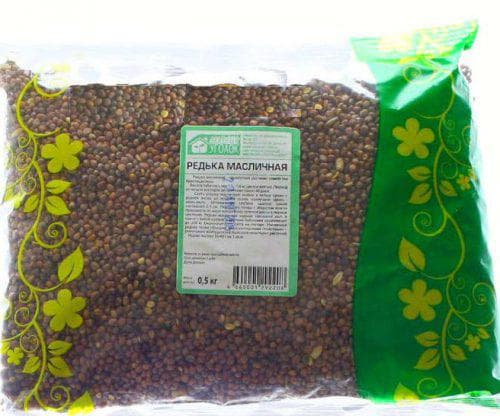 Редька масличная когда сеять технология возделывания Редька масличная как сидерат, медонос и кормовая культура