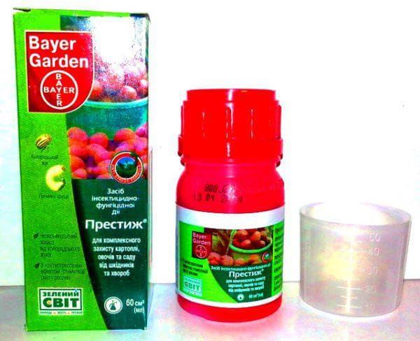 Престиж от колорадского жука - инструкция по применению, для картофеля и помидор