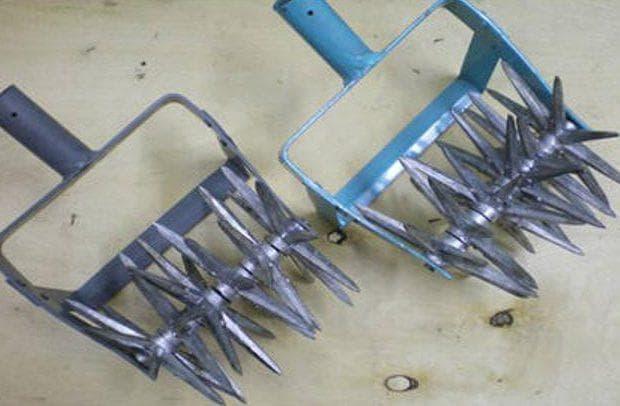 инструмент Мульчирователь