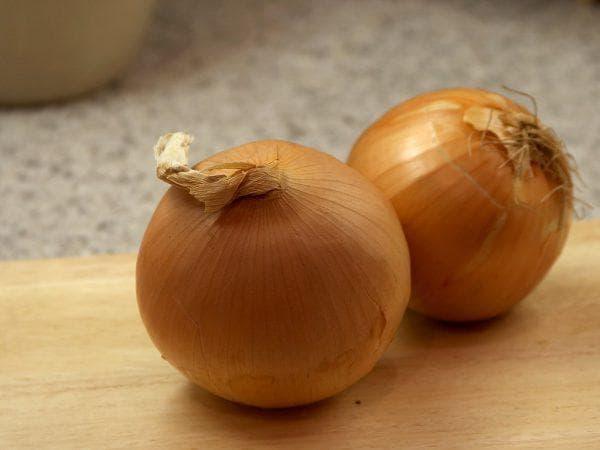 луковицы среднего размера