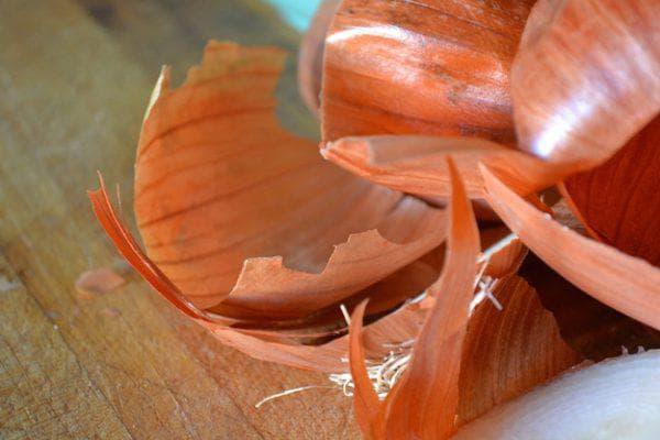 луковая шелуха для подкормки огурцов