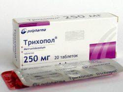 препарат Трихопол