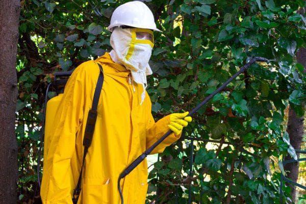 защитная одежда для опрыскивания