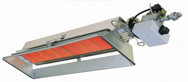 керамический инфракрасный обогреватель для теплиц