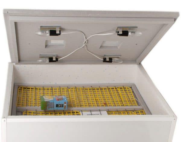 автоматический инкубатор для перепелиных яиц