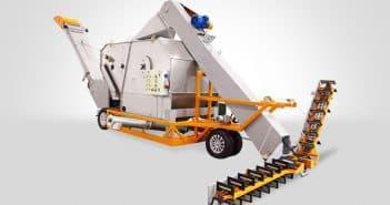 зерноочистительная машина альфа 100