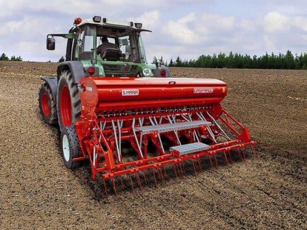 сеялки для посева зерновых культур