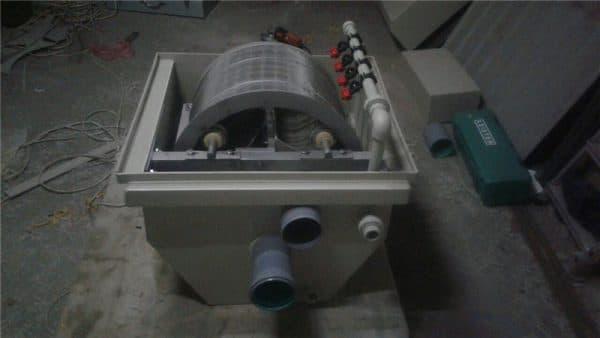 барабанный фильтр для УЗВ Агромаш интер