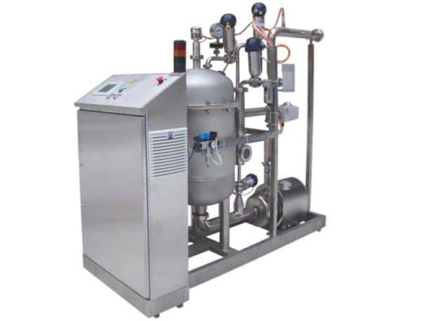 оборудование для приёмки молока