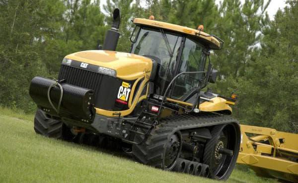 трактор челленджер MT 800C