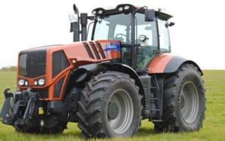 трактор террион