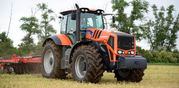 трактор террион Модель 7360