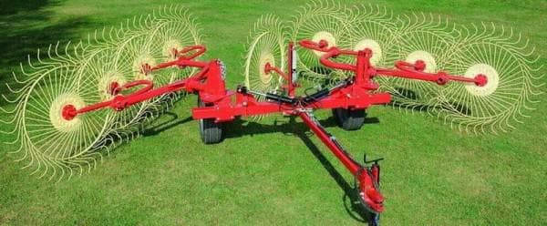 грабли для трактора мтз 82