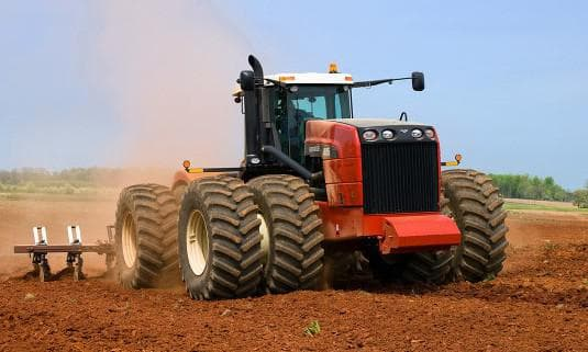 трактор Бюллер силовой агрегат