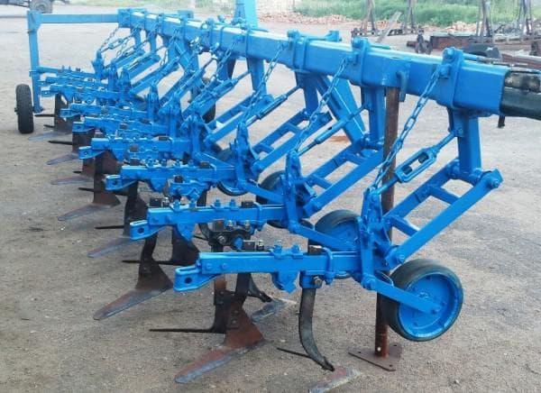 прополочный культиватор для трактора мтз 82