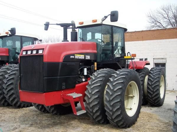 трактор Бюллер трансмиссия