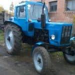 Трактор МТЗ 80: назначение и технические характеристики