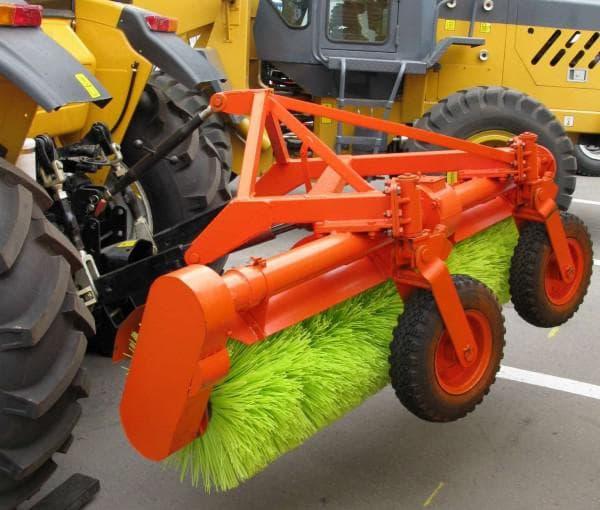 оборудование для уборки для трактора мтз 82