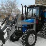 Какое необходимо навесное оборудование для трактора МТЗ 82