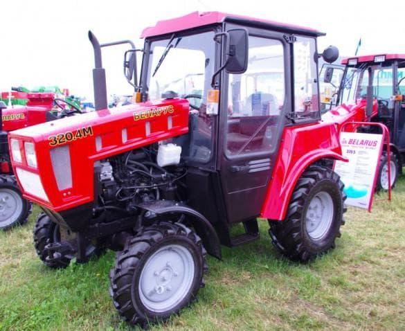 трактор Беларус 320.4