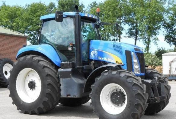 трактор нью холланд модель Т8040