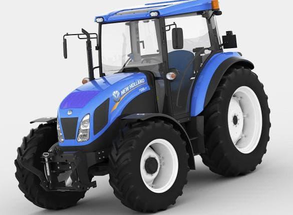 трактор нью холланд Модель TD5