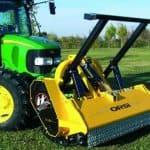 Как устроена роторная косилка для тракторов МТЗ