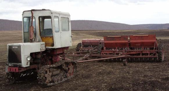ходовая трактора т 70с